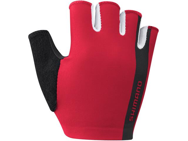 Shimano Junior Value Handschoenen Kinderen, rood